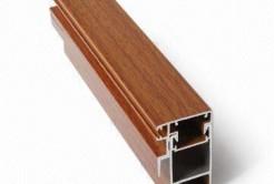 Wood-Grain-Aluminum-Profile